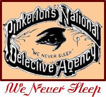 пинкертон, сыскное агентство