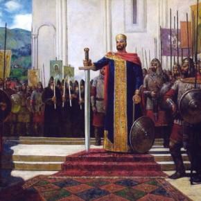 Давид Строитель или человек на своем месте