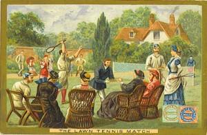 лаун-теннис