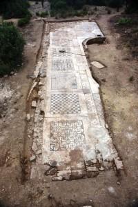 римская мозаика найденная в турции