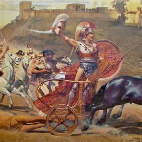 Древний город после войны осуществил ребрендинг.