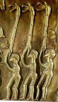 Воссоздан звук боевой трубы галлов, который пугал римских легионеров.